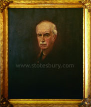 Stotesbury portrait by Sigall