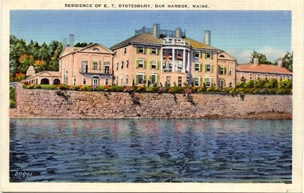 Wingwood House postcard