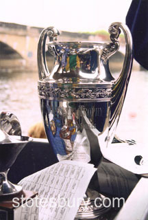 The 2003 Stotesbury Cup Trophy