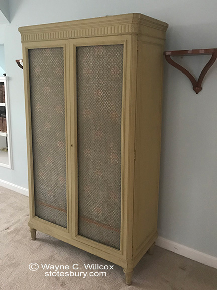 Chintz Room Wardrobe
